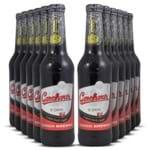 Pack 12 Cervejas Czechvar Dark Lager 330ml