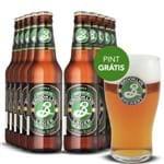 Pack 10 Cervejas Brooklyn Lager + Pint Grátis