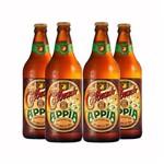 Pack 4 Cervejas Colorado Appia 600ml