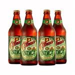 Pack 4 Cervejas Colorado Indica 600ml