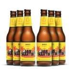 Pack 6 Cervejas Barco San Martin 355ml