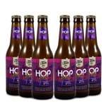 Pack 6 Cervejas Lohn Hop Lager 355ml