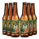 Pack 6 Cervejas Tupiniquim Juicy IPA 355ml