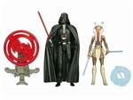 Pack C/ 2 Bonecos - Star Wars Episode VII - Darth Vader/ Ahsoka Tano - Hasbro B3959