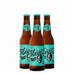 Pack 3 Cervejas Ampolis Forevis 355ml