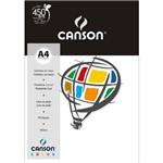 Pacote Canson Color Branco 180g/M² A4 210 X 297 Mm com 10 Folhas - 66661186