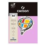 Pacote Canson Color Violeta 180g/M² A4 210 X 297 Mm com 10 Folhas - 66661197