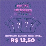 Pacote Misterioso Teen Camisetas - Feminino