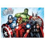 Painel 4 Lâminas Decorativo Avengers Animated C/04
