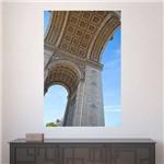 Painel Adesivo de Parede - Arco do Triunfo - N1551