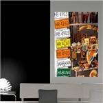Painel Adesivo de Parede - Cuba - N3026