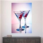 Painel Adesivo de Parede - Drink - N2540