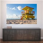 Painel Adesivo de Parede - Lifeguard - N2337