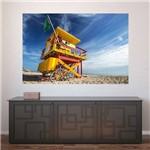 Painel Adesivo de Parede - Miami - N2384