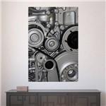 Painel Adesivo de Parede - Motor - N3531