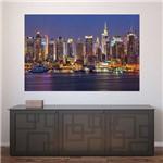 Painel Adesivo de Parede - Nova Iorque - N1436