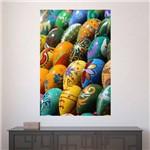 Painel Adesivo de Parede - Ovos - N2543
