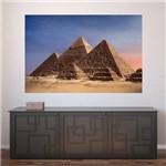 Painel Adesivo de Parede - Pirâmides - N1256