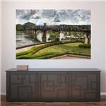 Painel Adesivo de Parede - Ponte - N1371