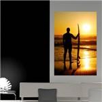 Painel Adesivo de Parede - Surfista - N3208