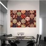 Painel Adesivo de Parede - Tempero - N2156