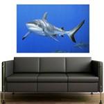 Painel Adesivo de Parede - Tubarão - N3190