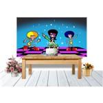 Painel de Festa Disco Anos 60