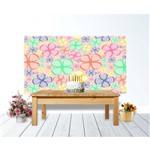Painel de Festa Flores Coloridas