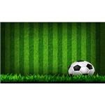 Painel de Festa Futebol Campo e Bola