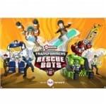 Painel de Festa Lona Rescue Bots L066