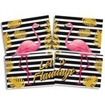 Painel Gigante Flamingo