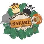 Painel Gigante Safari Un