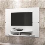 Painel para Tv Até 55 Polegadas Sala - Dj Móveis - Branco