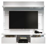 Painel para Tv Suspenso Livin 1.6 Branco Hb Móveis