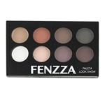 Paleta de Sombras Fenzza Look Show com 10 Cores - KM56-C1