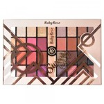 Paleta de Sombras Ruby Rose Sweety Eyes 32 Cores - HB-9972