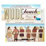 Paleta de Sombras The Balm - Nude Beach Estojo