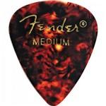 Palheta Fender Shape Classic Medium
