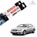 Palheta Limpador Parabrisa Classe CLK 55 02-06 Bosch
