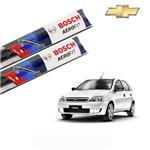 Palheta Limpador Parabrisa Corsa Hatch 2001-2012 Bosch Orig.