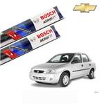 Palheta Limpador Parabrisa Corsa Sedan 2003-2012 Bosch Orig.