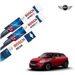 Palheta Limpador Parabrisa Diant+Tras Cooper S 06-13 Bosch