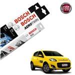 Palheta Limpador Parabrisa Diant+Tras Fiat 2012-2016