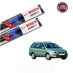 Palheta Limpador Parabrisa Marea Weekend 1998-2007 Bosch