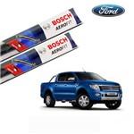 Palheta Limpador Parabrisa Ranger 2013 a 2016 Original Bosch