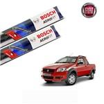 Palheta Limpador Parabrisa Strada 1998 a 2016 Original Bosch