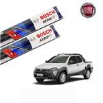 Palheta Limpador Parabrisa Strada Adventure 2012-2016 Bosch