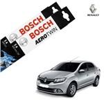 Palheta Limpador Parabrisa Symbol 10-13 Bosch