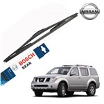 Palheta Limpador Parabrisa Traseiro Pathfinder 05-09 Bosch