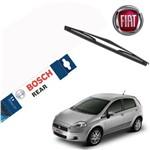 Palheta Limpador Parabrisa Traseiro Punto 07-16 Bosch